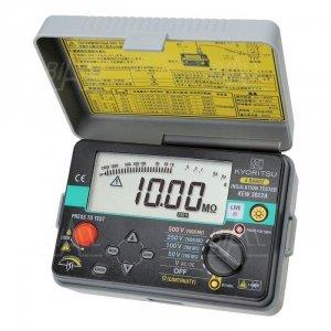 KEW3022A Miernik rezystancji izolacji 50V-500V