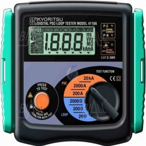 KEW4118A (KPL) Miernik impedancji pętli zwarcia  Kyoritsu
