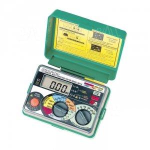KEW6011A (KPL) Wielofunkcyjny miernik instalacji elektrycznej
