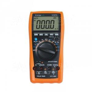 VC97A Multimetr automatyczny True RMS NCV MAX/MIN Temp. hFE