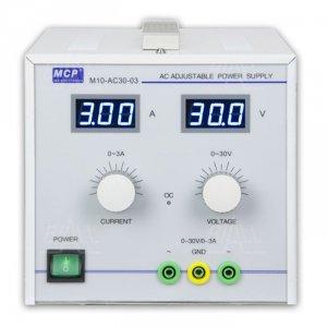 Zasilacz lab M10-AC30-03  AC 30V/3A MCP