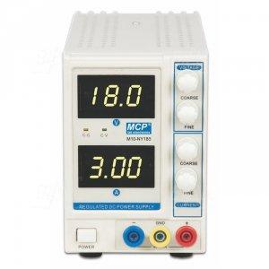 Zasilacz lab M10-NY185 DC 18V/5A 100mV/10mA MCP