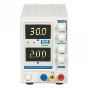 Zasilacz lab M10-NY302 DC 30V/2A 100mV/10mA MCP