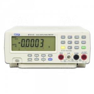 MT8145 Multimetr stacjonarny 4 7/8 cyfry dokł. 0,05% TRMS RS232