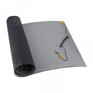 Mata ESD komplet stołowa szara GD510 0,6mx0,9mx2mm