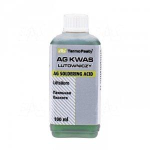 AGT-246 Kwas lutowniczy 100 ml z pędzelkiem