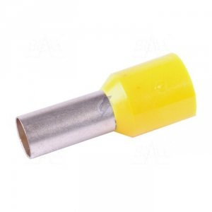 KR250016 Y Tulejka izolow. 25,0mm2x16  100szt