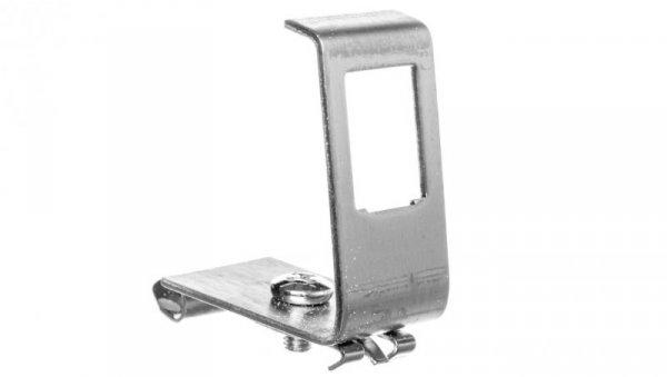 Adapter DIN na moduł 1x Keystone AN-25184