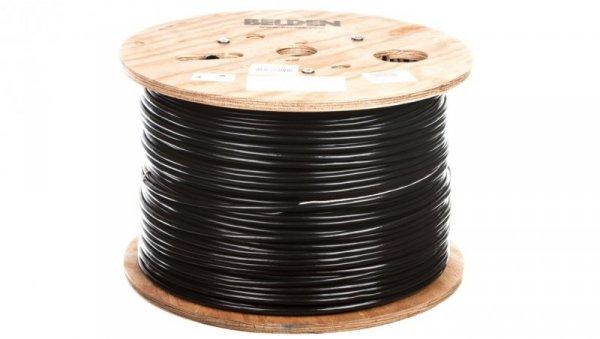 Kabel teleinformatyczny przemysłowy F/UTP kat.5e 4x2x24AWG drut zewnętrzny PVC BL-7919A.0101000 /305m/