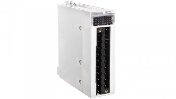 Wejście analogowe 4we napięcie/prąd izolowane BMXAMI0410