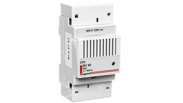 Moduł zwłoczny 230V do wyzwalacza podnapięciowego DPX 026190