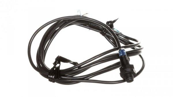 Czujnik indukcyjny M8 2,5mm 12-24V DC PNP 1Z kabel 2m XS4P08PA340