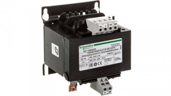 Transformator 1-fazowy 250VA 230V/24V ABT7ESM025B