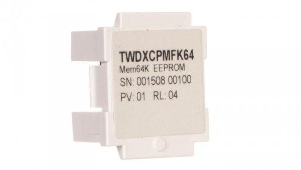 Adapter dodatkowej pamięci 64kB EEPROM TWDXCPMFK64