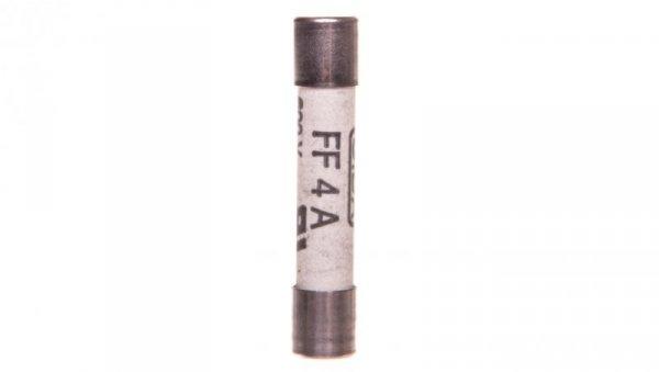 Wkładka aparatowa 6,3x32mm FF 4A 250V L6332FF04-000 /10szt./