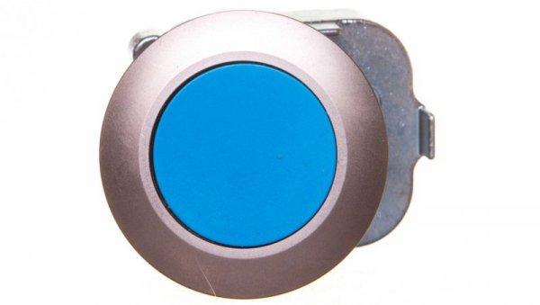 Napęd przycisku 30mm niebieski bez samopowrotu metalowy matowy IP69k Sirius ACT 3SU1060-0JA50-0AA0