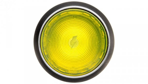 Napęd przycisku 22mm żółty z podświetleniem z samopowrotem plastikowy IP69k Sirius ACT 3SU1031-0AB30-0AA0