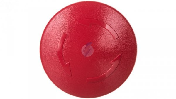 Napęd przycisku grzybkowego czerwony odbl. przez obrót plastikowy IP69k Sirius ACT 3SU1000-1HB20-0AA0
