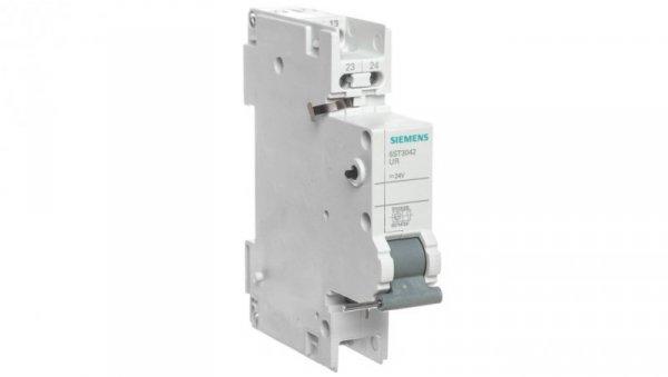 Wyzwalacz zanikowy 24V DC z dodatkowymi stykami 2R 5ST3042
