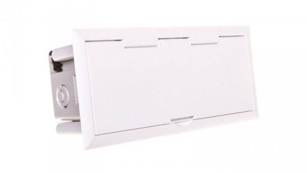 Zestaw wielofunkcyjnej puszki przyrządowej do mebli, płyta G/K KOPOBOX MINI L HB