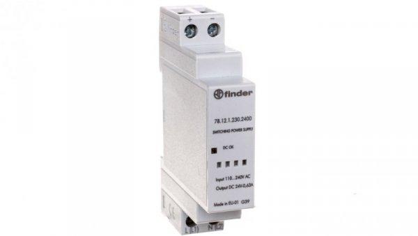 Zasilacz impulsowy modułowy 12W 24V DC 110-240V AC moduł 78.12.1.230.2400