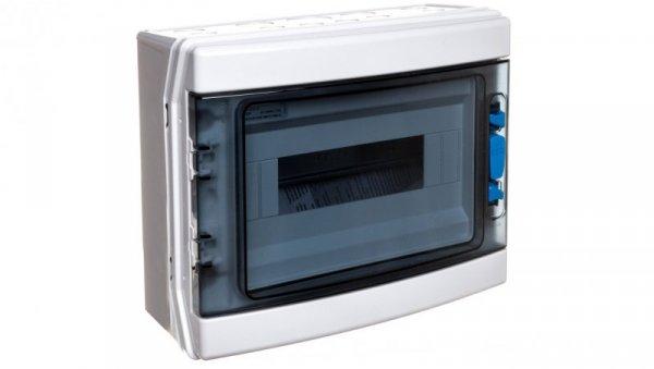 Szafka modułowa 1x12 natynkowa IP65 IKA-1/12-ST 174197