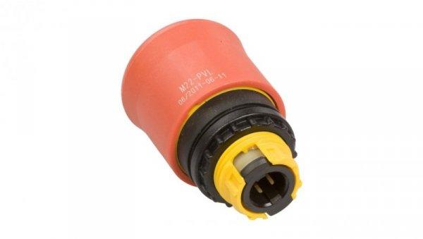Napęd przycisku bezpieczeństwa czerwony przez pociągnięcie z podświetleniem M22-PVL 216878