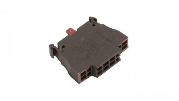 Styk pomocniczy 2R montaż czołowy M22-CK02 107899