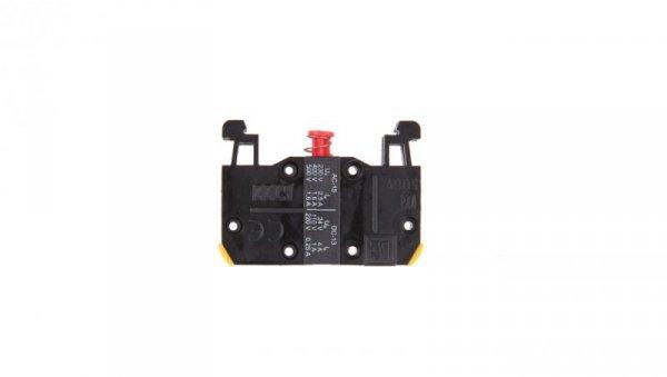 Styk pomocniczy 1R montaż czołowy ST2201-1