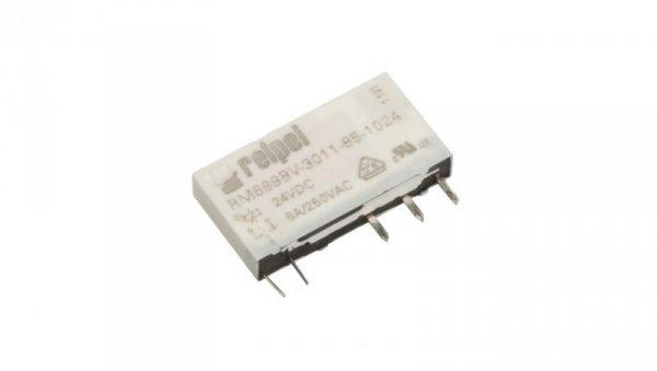 Przekaźnik miniaturowy 1P 6A 24V DC PCB AgSnO2 RM699BV-3011-85-1024 2613666
