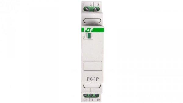 Przekaźnik elektromagnetyczny 1P 16A 24V AC/DC PK-1P-24V