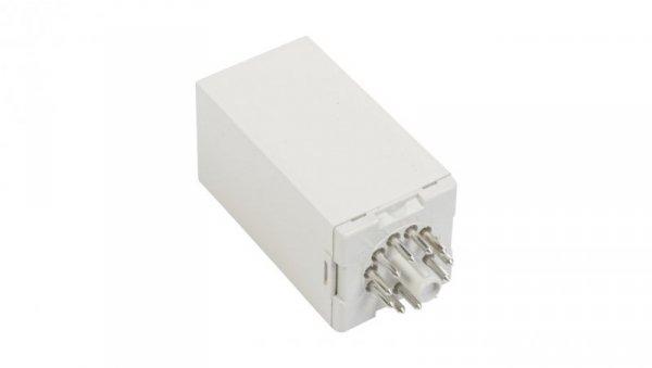 Przekaźnik czasowy 2P 5A 1-12sek 24-48V AC/DC opóźnione załączenie RTx-132 24/48 12SEK 2000648