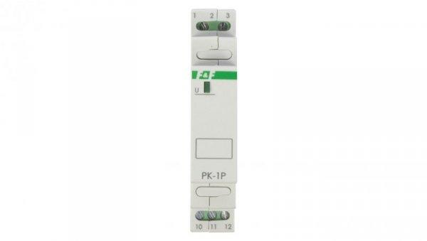 Przekaźnik elektromagnetyczny 1P 16A 230V AC PK-1P-230V