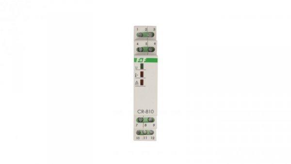 Przekaźnik kontroli temperatury rezystancyjny 1Z 24V AC/DC 230V AC CR-810DUO