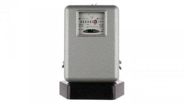 Licznik energii elektrycznej 3-fazowy C52 15/60A 3x220/380V (regenerowany / legalizowany)