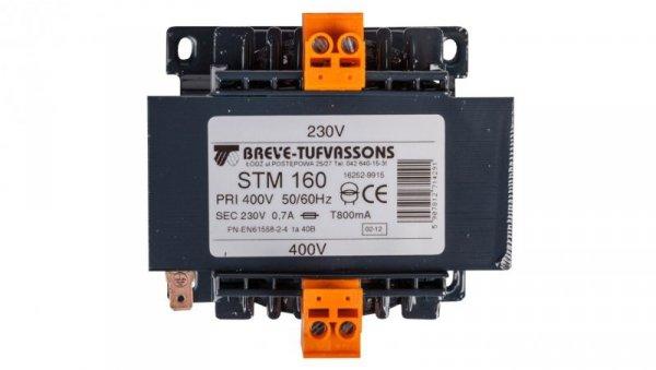 Transformator 1-fazowy STM 160VA 400/230V 16252-9915