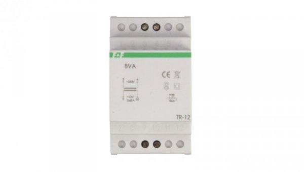 Transformator sieciowy 230/12V AC 0,66A TR-12