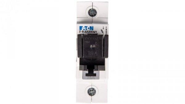Rozłącznik bezpiecznikowy 1P 16A D02 400V Z-SLS/CEK16/1 263135