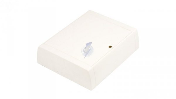 Rozdzielnica modułowa 2x12 natynkowa IP40 Nedbox (drzwi pełne) 601237