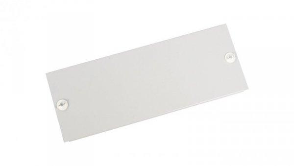 Osłona metalowa pełna 600x200mm BPZ-FP-600/200-BL 286685