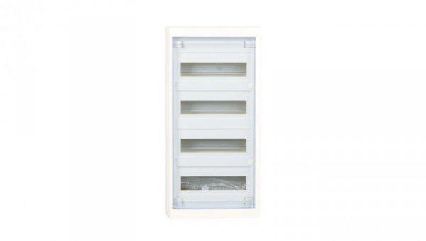 Rozdzielnica modułowa 4x12 natynkowa IP40 Nedbox (drzwi transparentne) 601249