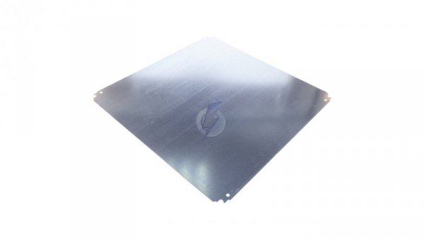 Płyta montażowa 550x550mm stal NSYMM66