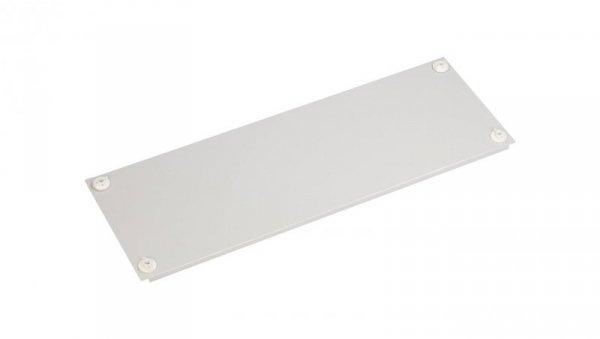 Osłona metalowa pełna 720x250mm BPZ-FP-800/250-BL 108393
