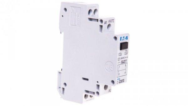 Przekaźnik impulsowy 16A 230V AC 2Z Z-S230/SS 265271
