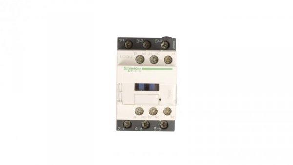 Stycznik mocy 12A 3P 24V AC 1Z 1R LC1D12B7