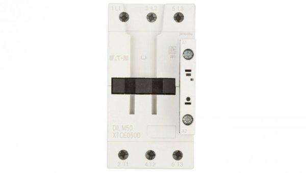 Stycznik mocy 50A 3P 24V AC 0Z 0R DILM50 (24V50/60HZ) 277834