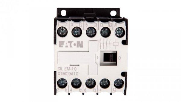 Stycznik mocy 9A 3P 42V AC 1Z 0R DILEM-10(42V50HZ,48V60HZ) 051782