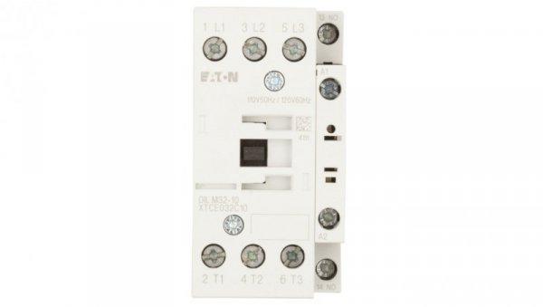 Stycznik mocy 32A 3P 110V AC 1Z 0R DILM32-10(110V50HZ,120V60HZ) 277257