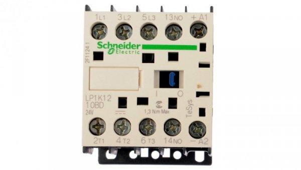 Stycznik mocy 12A 3P 24V DC 1Z 0R LP1K1210BD