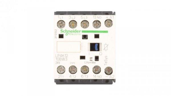 Stycznik mocy 12A 3P 24V DC 1Z 0R LP4K1210BW3